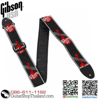 """สายสะพายกีต้าร์กิ๊บสัน Gibson® 2"""" THE USA"""