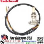 สวิตซ์กีตาร์ Gibson 3Way Switch/Wire