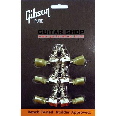 ลูกบิดกีตาร์ Gibson® Vintage Nickel Machine Heads