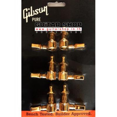ลูกบิดกีตาร์ Gibson®  Grover Keystone Gold