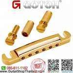หย่อง Gotoh® '50s  GE101AT Stop Bar Gold