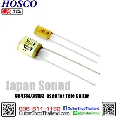 คาปา Hosco® CR473&102 for Tele Set