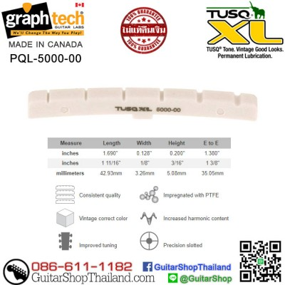 นัทกีตาร์ Graph Tech® TUSQ XL Fender(OEM)