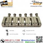 หย่อง Graph Tech® String Saver Stainless Fender American Series