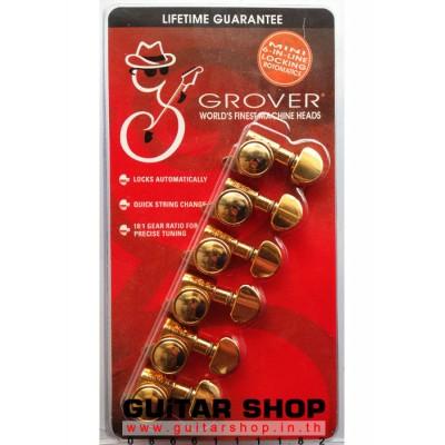 ลูกบิดล็อคสาย GROVER®Mini 505 Series