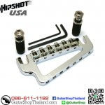 หย่อง Hipshot BabyGrand Guitar Bridge Chrome
