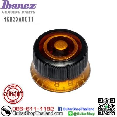 ฝาโวลุ่ม-โทน Ibanez®Sure Grip III Amber