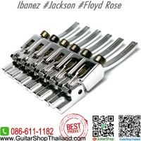 หย่อง Ibanez/Jackson/Floyd Rose Low Profile Chrome Set