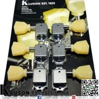 ลูกบิด Kluson®3L3R Vintage 50s Keystone Chrome