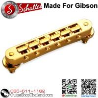 หย่อง Schaller® Tune-O-Matic Gold