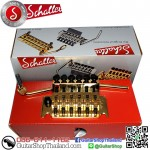 ชุดคันโยก Schaller Floyd Rose Original Gold