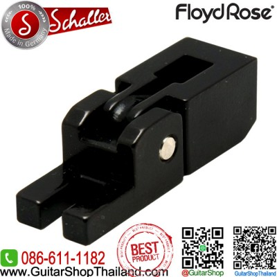 หย่อง Floyd Rose® Schaller® Black