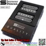 ปิ๊กอัพ Seymour Duncan® Duality Black Set