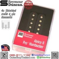 ปิ๊กอัพ Seymour Duncan® Alnico II Pro™ APH-1 Neck Black