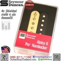 ปิ๊กอัพ Seymour Duncan® Alnico II Pro™ APH-1 Neck Zebra