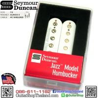 ปิคอัพ Seymour Duncan® Jazz Model SH-2 White