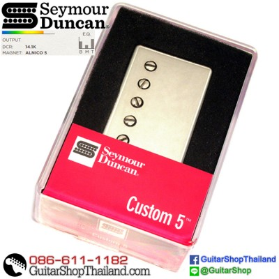 ปิ๊กอัพ Seymour Duncan® Custom 5 Bridge SH-14Nickel