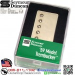 ปิ๊กอัพ Seymour Duncan® 59™ Trembucker TB-59Nickel