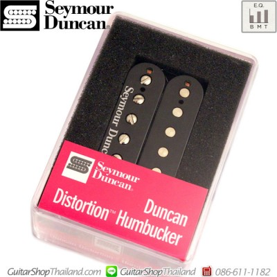 ปิ๊กอัพ Seymour Duncan® Distortion Bridge SH-6Black