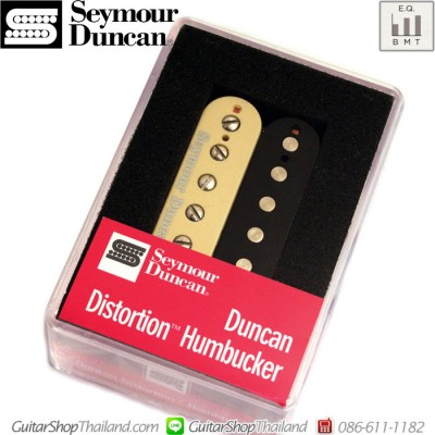 ปิ๊กอัพ Seymour Duncan® Distortion Bridge SH-6Zebra
