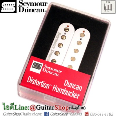 ปิ๊กอัพ Seymour Duncan® Distortion Neck SH-6White
