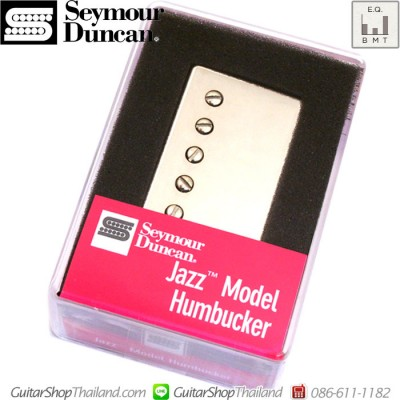 ปิ๊กอัพ Seymour Duncan® Jazz Neck SH-2Nickel