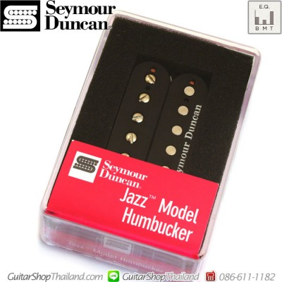 ปิ๊กอัพ Seymour Duncan® Jazz Neck SH-2Black