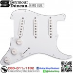 ปิคอัพ Seymour Duncan California 50's™ Loaded Pickguard White