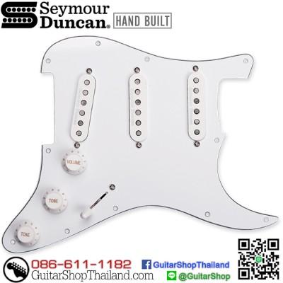 ปิคอัพ Seymour Duncan California 50's™ Loaded Pickguard White