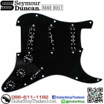 ปิคอัพ Seymour Duncan Everything Axe™ Loaded Pickguard Black