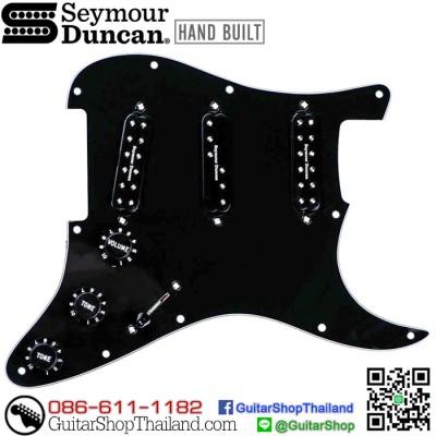 ปิคอัพ Seymour Duncan Everything Axe™ Loaded Pickguard Black