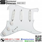 ปิคอัพ Seymour Duncan Everything Axe™ Loaded Pickguard White