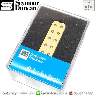 ปิ๊กอัพ Seymour Duncan® JB Jr. SJBJ-1Cream