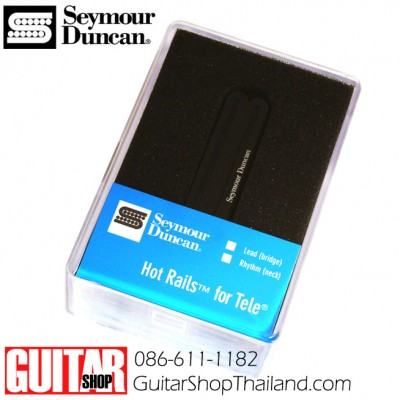 ปิ๊กอัพ Seymour Duncan® Hot Rails Tele Bridge THR-1Black