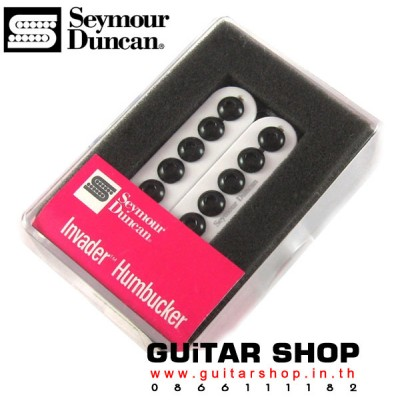 ปิ๊กอัพ Seymour Duncan® Invader Bridge SH-8White