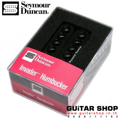 ปิ๊กอัพ Seymour Duncan® Invader Bridge SH-8Black