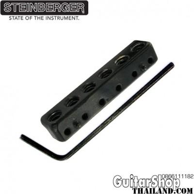 ตัวแปลงสายกีตาร์หัวตัด Spirit/Steinberger Black
