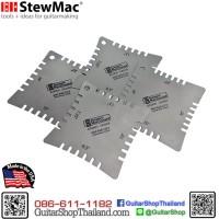 เครื่องมือวัดความโค้งเฟรตบอร์ด StewMac Set 4