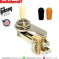 สวิทช์กีตาร์ Switchcraft ®L Type for PRS/Gibson