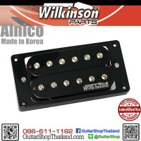 ปิ๊กอัพ Wilkinson® Alnico5 Humbucker Bridge Black