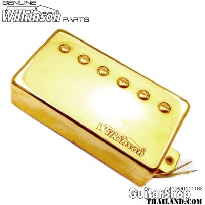 ปิ๊กอัพ Wilkinson MWCHB ฮัมบัคกิ้งตัวหน้าสีทอง
