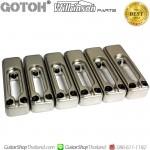 แซดเดิล Gotoh/Wilkinson®Nickel Satin Set