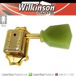 ลูกบิด Wilkinson Deluxe Vintage Style Gold