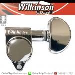ลูกบิด Wilkinson Grover-Roto Stlye Chrome