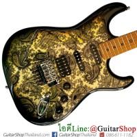 Fender Richie Sambora Black Paisley