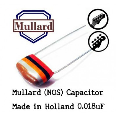 คาปาซิเตอร์  Mullard®0.018uF