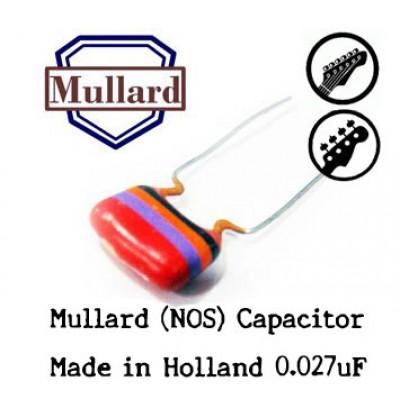 คาปาซิเตอร์  Mullard®0.027uF