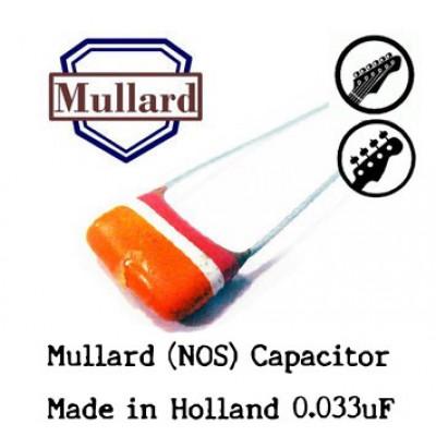 คาปาซิเตอร์  Mullard®0.033uF