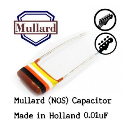 คาปาซิเตอร์ Mullard®0.01uF