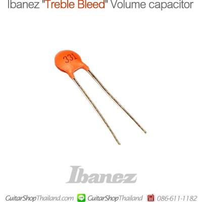 โวลุ่มคาปาซิเตอร์ Treble Bleed